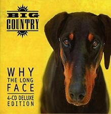 Big Country - Why The Long Face? (NEW 4CD)