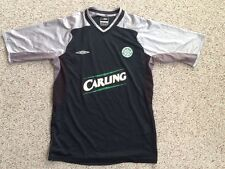 THE CELTIC FOOTBALL CLUB JERSEY MENS SMALL CARLING UMBRO