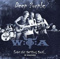 DEEP PURPLE - FROM THE SETTING SUN...(IN WACKEN) 3 VINYL LP NEU