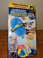 Hurricane Spin Duster Motorized Dust Wand by BulbHead, the Electric Duster ...