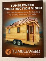 Tumbleweed DVD: The Complete Resource to Building Your Tiny House on Wheels