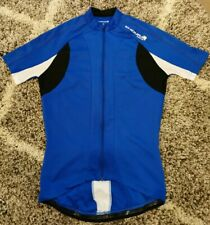 Endura FS260 Pro Jersey Medium Mens Blue
