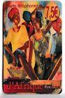 FRANCE TELECARTE / PHONECARD PREPAYEE .. 7€50 RUBICOM ART AFRIQUE 12/04 +N°