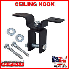 Heavy Duty Steel Hanging Punch Bag Swivel Ceiling Hook Screws Boxing Fitting New