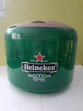 HEINEKEN BEER PLASTIC ICE BUCKET