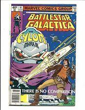 BATTLESTAR GALACTICA # 16 (THE CYLON MARK III  June 1980), FN+