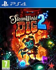 Steamworld Dig 2 PS4 Playstation 4 RISING STAR