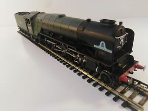 OO Gauge Hornby Railroad Ex-LNER Peppercorn A1 No. 60163 'Tornado' in BR Lined G