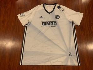 2019 Adidas Men's Philadelphia Union Away Soccer Jersey 3XL XXXL US MLS