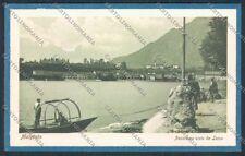 Lecco Malgrate cartolina RB0947