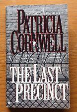 THE LAST PRECINCT - Patricia Cornwell - (A Scarpetta Novel) englisch Paperback