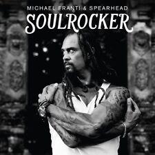 MICHAEL FRANTI & SPEARHEAD CD - SOULROCKER (2016) - NEW UNOPENED - FANTASY