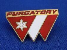 Purgatory Skiing Colorado Souvenir Travel Ski Resort Hat Collectible Pin Imports