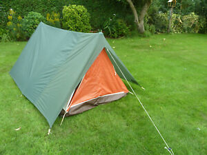 Vintage Lichfield Combat 1  / Two Person Ridge Tent
