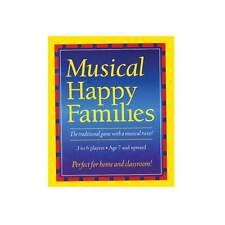 MUSIC GAMES HAPPY FAMILIES QUARTET