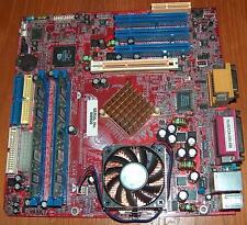 >NEW< MERIT ION MOTHERBOARD /CPU/FAN/MEMORY MEGATOUCH