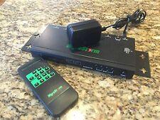 WyreStorm MX-0402-STD 4x2 HDMI Matrix Switcher with IR and Remote