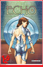 ECHO 3 03 T03 TPB Softcover DELCOURT Terry MOORE BD # NEUF #