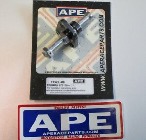 Triumph 675 09 onward APE manual camchain tensioner