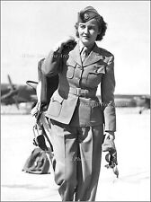 Photo: Nancy Harkness Love, Commander Of Women's Auxiliary Ferrying Squadron