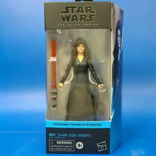 Star Wars The Black Series Figure Rey Dark Side Vision Rise Of Skywalker