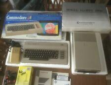 ✨✨OVP Commodore C64 C 64 ,OVP Floppy Drive 1541, OVP BITSTAR JOYSTICK  - TOPP ✨✨