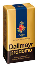 Dallmayr Prodomo German Top-Quality Gourmet Ground Coffee 250g