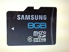 SAMSUNG 8GB MICRO SD PER SAMSUNG GALAXY S8 S8+ S7 S7 EDGE S5 S4 + MINI N3 J5 A3