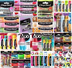ChapStick~Rare~Limited Ed~Discontinued~New Flavors~Total Hydration *You Pick*