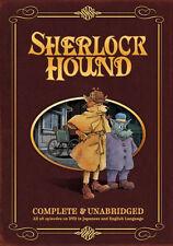 SHERLOCK HOUND THE COMPLETE SERIES - DVD - Region 1 - Sealed