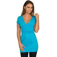 Short Sleeve Tunic, Kaftan Plus Size Maternity Tops & Shirts