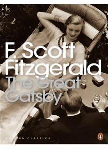 The Great Gatsby (Penguin Modern Classics) By F. Scott Fitzgerald, Tony Tanner