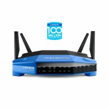 Linksys Wrt1900acs Ieee 802.11ac Ethernet Wireless Router - 2.40 Ghz Ism Band -