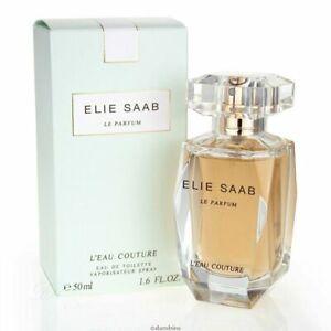 Elie Saab Le Parfum l'eau couture Edt Eau de Toilette Spray 50ml