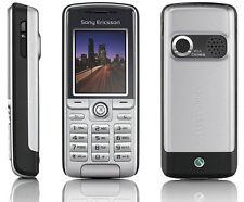Téléphone portable Sony Ericsson K320i Misty Argent Hors Verrouillage Sim NEUF