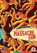 MASSACRE GUN di Yasuharu Hasebe DVD in Giapponese NEW .cp