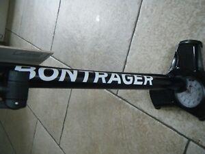Bontrager Charger Floor Pump Black