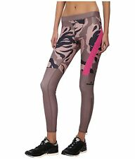adidas by Stella McCartney Women's CLIMALITE Techfit Tights AA7472~Taupe Pink~L