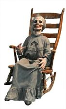 Mother Prop Halloween Lifesize Old Lady Ghost Haunted House Horror Grandma