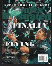Sports Illustrated 2018 Philadelphia Eagles Super Bowl LII Commemorative N Foles