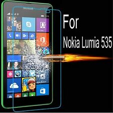 Original 0.19mm Tempered Glass Film Screen Protector For Nokia lumia 535 N535 9H