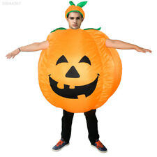 Adult Inflatable Pumpkin Suit Party Self Inflating Fancy Dress Halloween Outfit