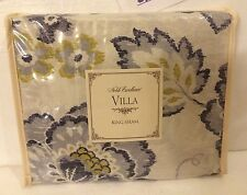 NOBLE EXCELLENCE VILLA! AMARA! KING SHAM! RN #105137 20 in x 36 in BRAND NEW!