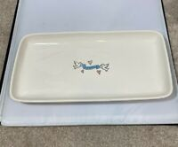 "Rae Dunn Tray Platter Just Married Artisan By Magenta 14"" Ceramic"