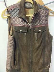 Madison Creek Outfitters Sophisticated Mens Quilted Nylon Adventurer Jacket