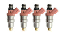 4x 23250-11050 Fuel injector For Toyota