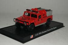 Del Prado Modellauto 1:53 1992 - Hummer Forest Fire Engine Feuerwehr