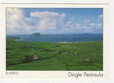 Blaskets Dingle Peninsula Ireland 1995 Postcard 885a