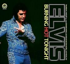 Elvis Presley - Burning Hot Tonight CD Straight Arrow SEALED