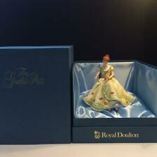 Royal Doulton The Gentle Arts Writing Figurine Hn3049 Ltd Ed #273 + Box R2249